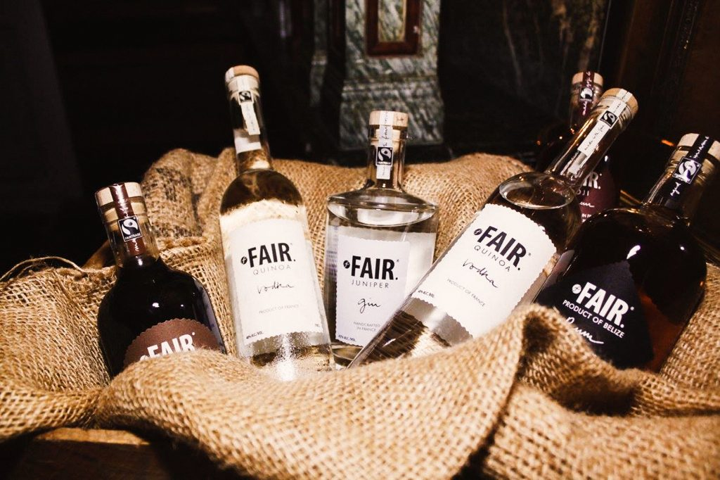 Fair Negroni tipple liquor delivery 60 minutes gin