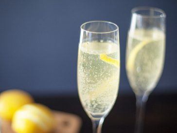 Cocktail_French75 tipple