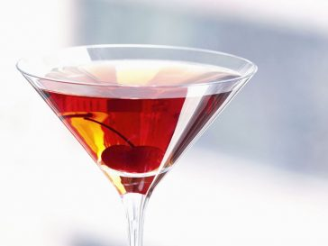 Cocktail_Manhattan tipple