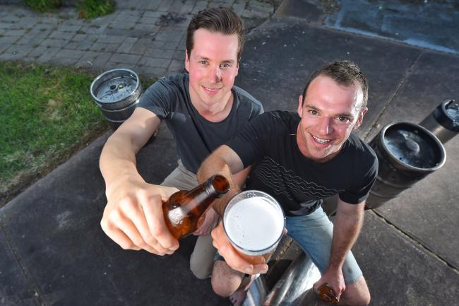Ryan Molesworth, homebrew, homebrewer, beer, hopsaboard