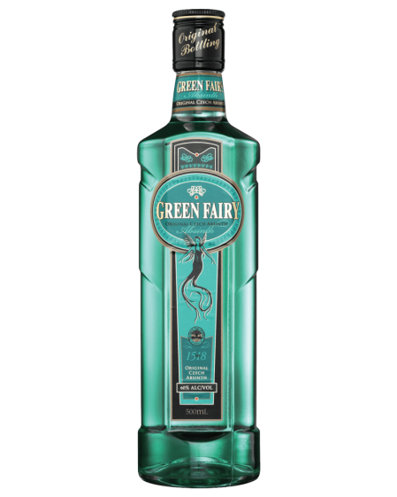 GreenFairyAbsinth